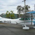 aircraft exterior